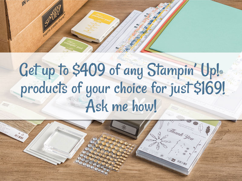 Join Stampin' Up! – Australia 2018 | Stamp With Kim, Stampin' Up